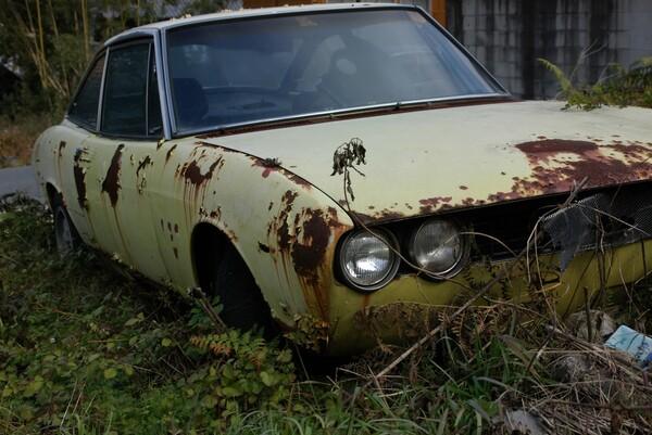 古き良き時代の名車