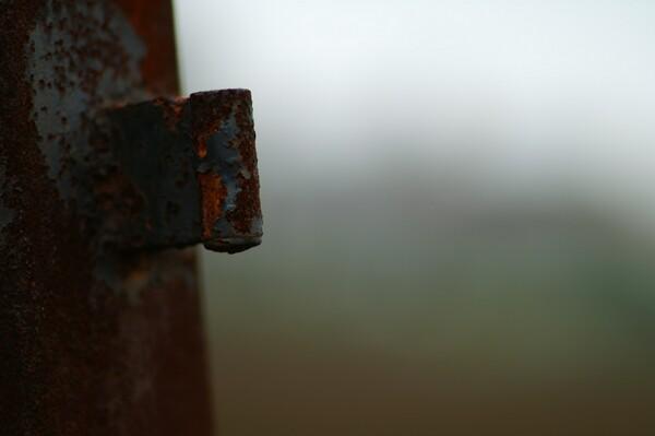 『鉄』百年の錆び