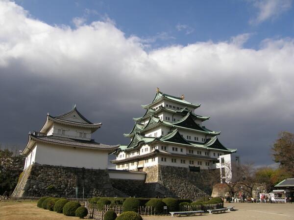 風雲?名古屋城