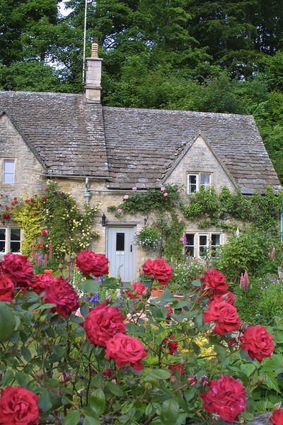 イギリスでいちばん美しい村ーバイブリー
