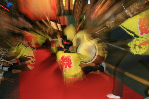【燃】焼  夏祭り