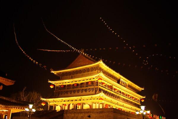 中国西安ムスリム街3