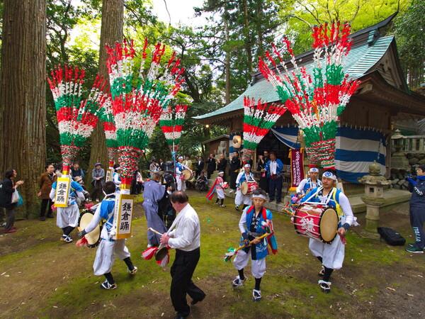 東津汲鎌倉踊(ひがしつくみかまくらおどり)