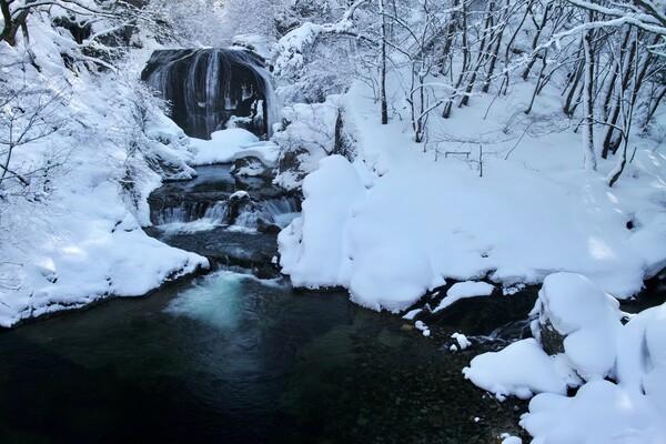 関山大滝 2