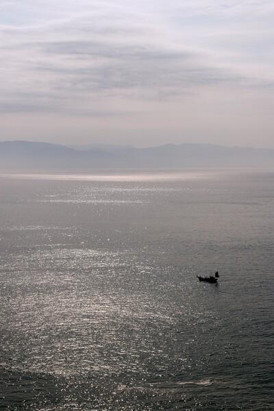【秋】海原を行く