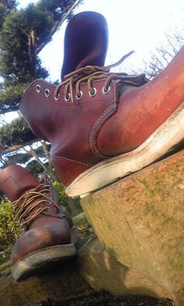 【秋】 ブーツ