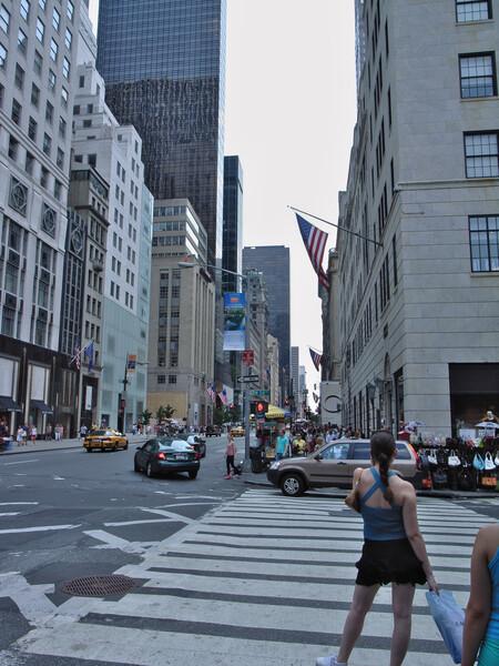 五番街散策