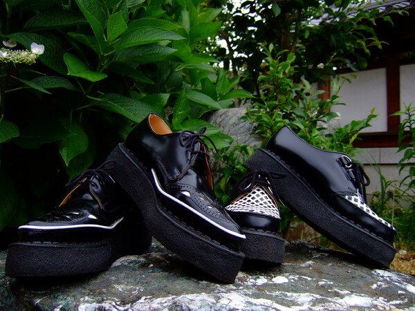 【靴】Rock'n'roll・・・