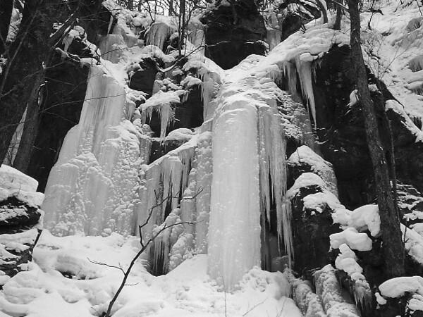 【M】氷の滝