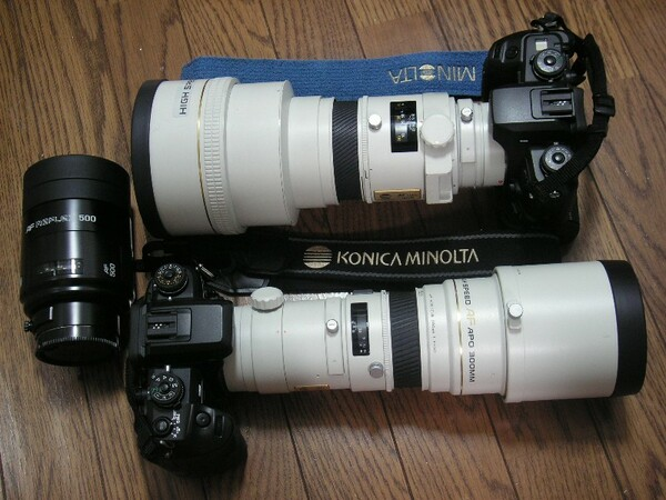 レンズ大きさ比較2