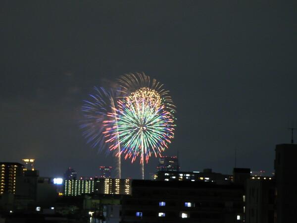 十三の花火