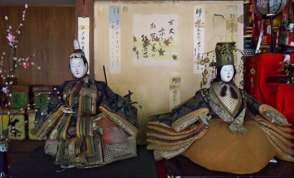 中馬(ちゅうま)のひな祭り