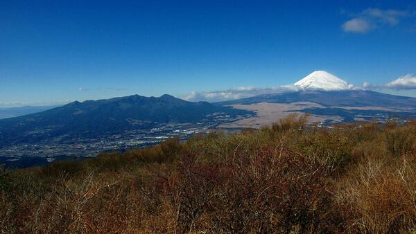 パノラミック富士