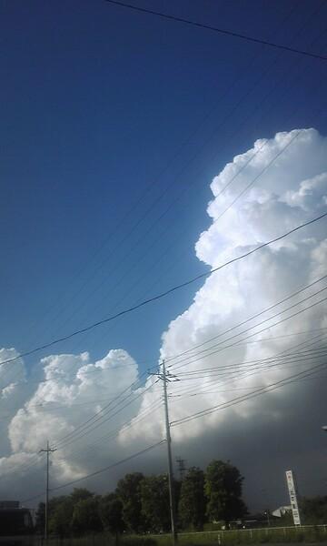 【清和】積乱雲