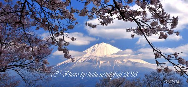 あの日の富士山