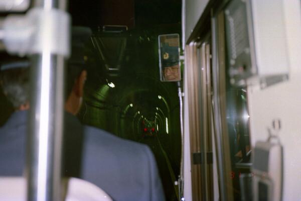 【思いで写真】トンネルバス