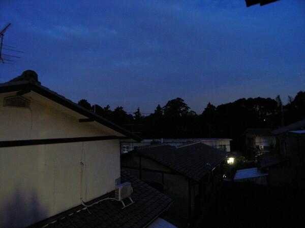 午前4の風景