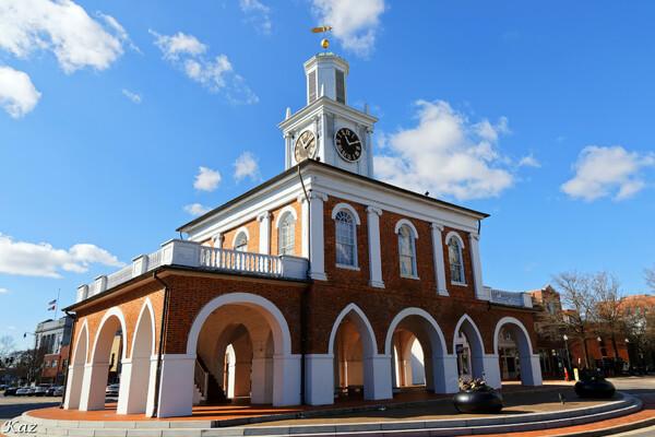 Market House in Fayetteville, NC