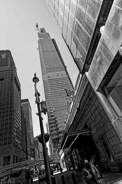 Manhattan Under Lockdown 11