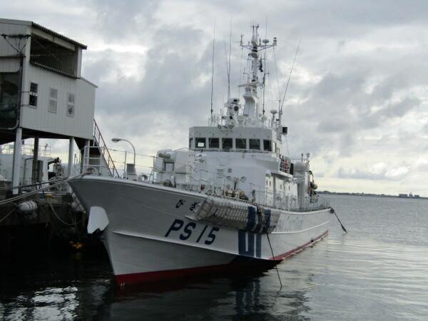 海上保安庁最強警備艇