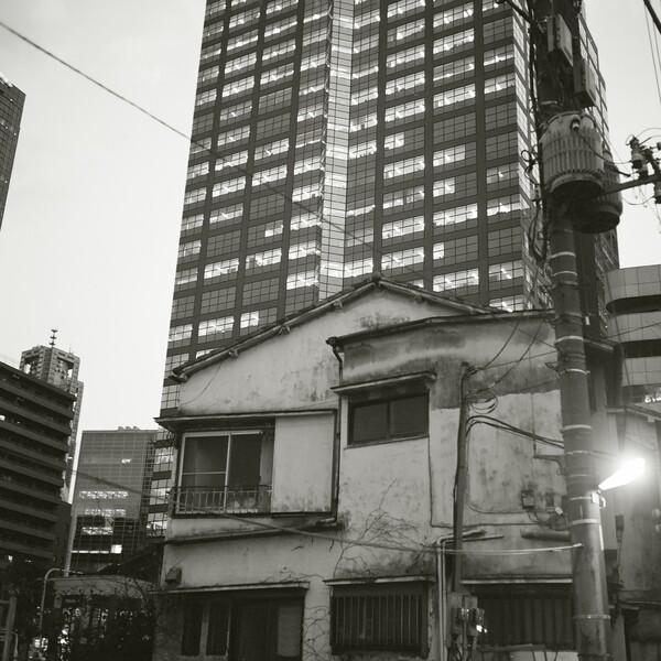 北新宿と西新宿