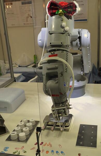 ネイルアートロボット
