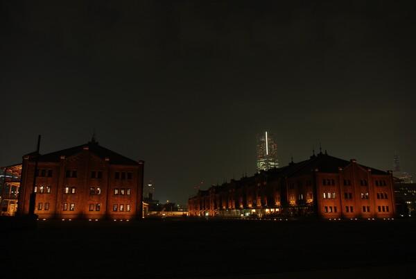 ヨコハマ赤れんが倉庫(夜景)②