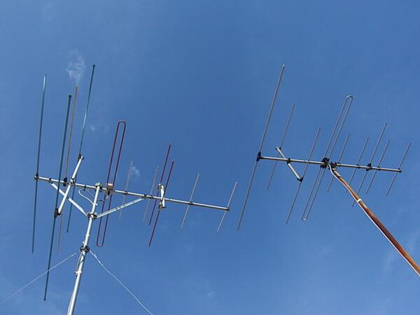 VHFアンテナ あと1年
