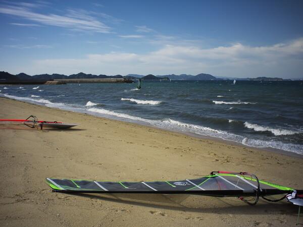 【風を感じて】海風に包まれて