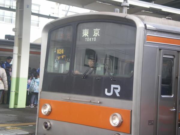 武蔵野線「各駅停車東京行き」