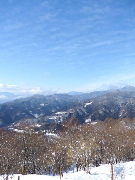 遥かなる両神山