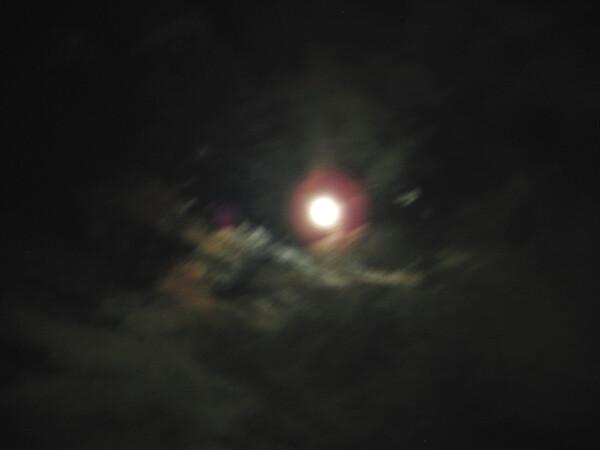 【長】月の月