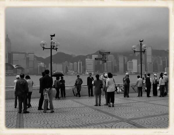 [道] 観光地の遊歩道