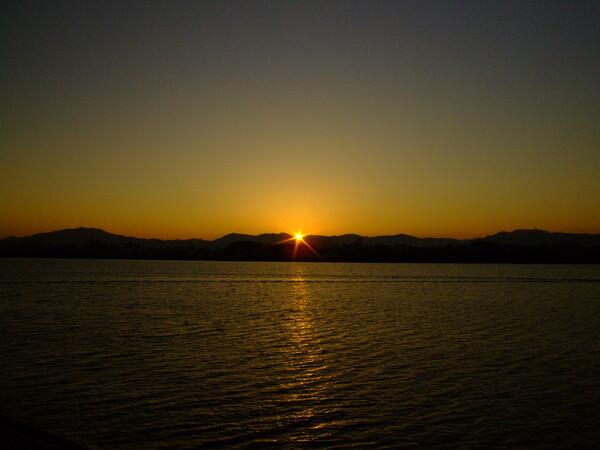 [瞬]日の出