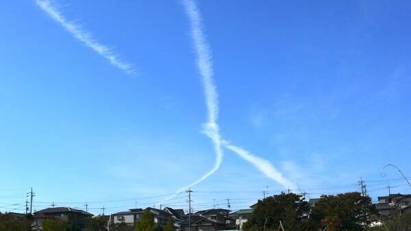 【空】にXを・・