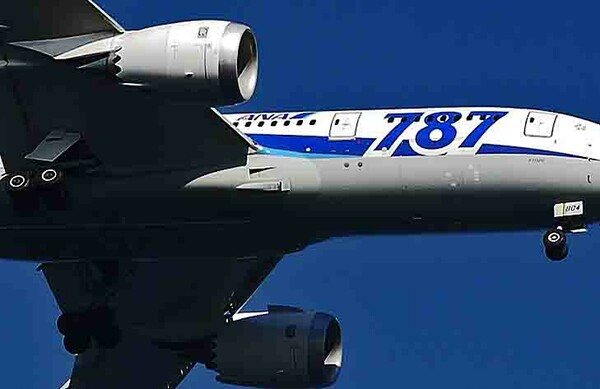 「Boeing787」