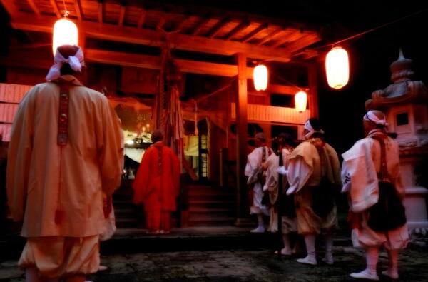大井沢湯殿山神社