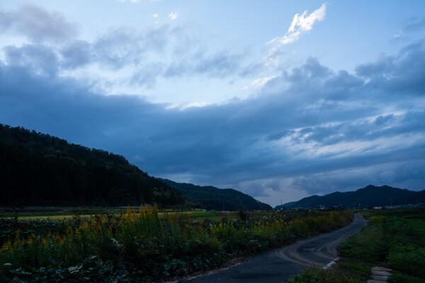 晴れ後雨・・。