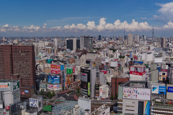 新宿からの風景2