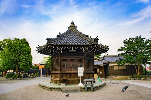【寺社百景】六角堂