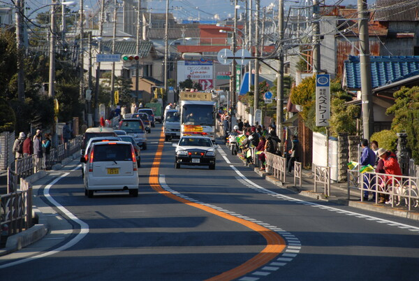 2006箱根駅伝 復路