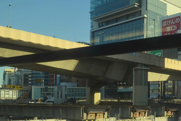 旧東急東横線渋谷駅