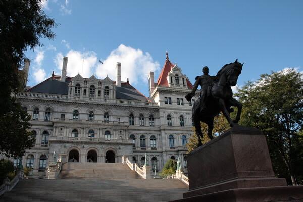アルバニー州庁舎