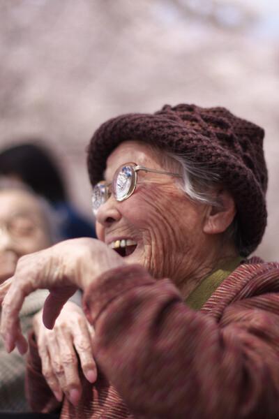 100歳のおばあちゃん