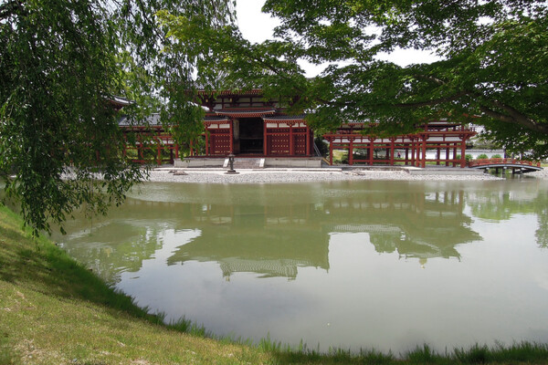 宇治の平等院 (京都)